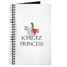 Cute Kyrgyz girls Journal