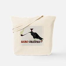 Raven Wizard Tote Bag