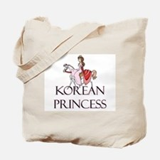 Korean Princess Tote Bag