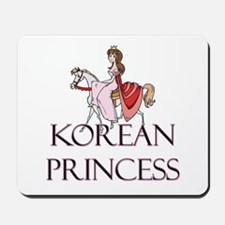 Korean Princess Mousepad