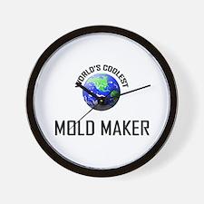 World's Coolest MOLD MAKER Wall Clock