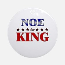 NOE for king Ornament (Round)