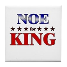 NOE for king Tile Coaster