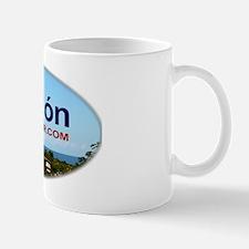 Rincon Oval Logo Mug