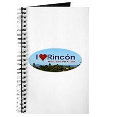 Rincon Oval Logo Journal
