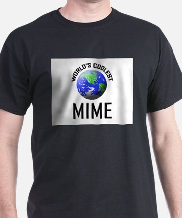 World's Coolest MIME T-Shirt