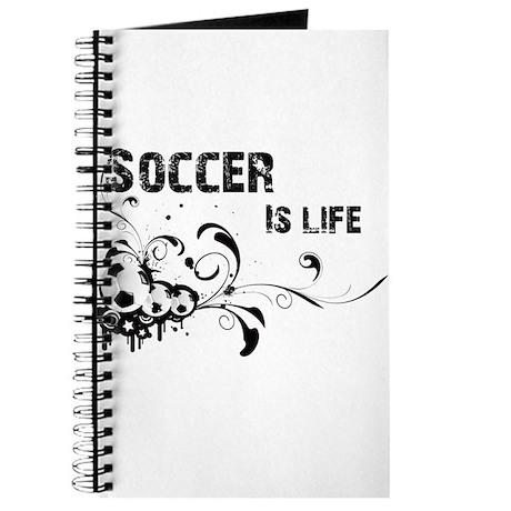 Soccer is life Journal