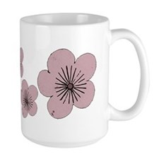 Vintage Cherry Blossom Mug