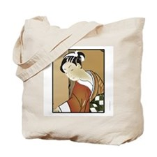 Geisha; Woman of the arts Tote Bag