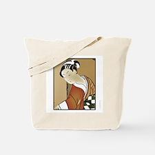 Geisha; Woman of the arts Tote Bag