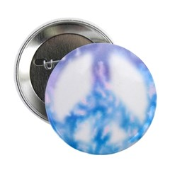 100 Watercolor Peace Sign Buttons