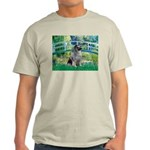 Bridge / Keeshond Light T-Shirt