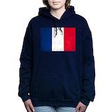 France Hooded Sweatshirt