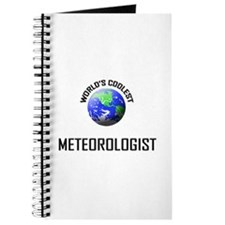 World's Coolest METEOROLOGIST Journal