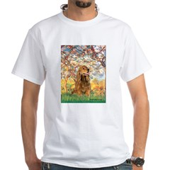 Spring /Cocker Spaniel (buff) Shirt