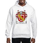 O'Quigley Family Crest Hooded Sweatshirt