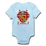 O'Quigley Family Crest Infant Creeper