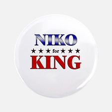 """NIKO for king 3.5"""" Button"""