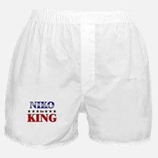 NIKO for king Boxer Shorts