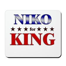 NIKO for king Mousepad