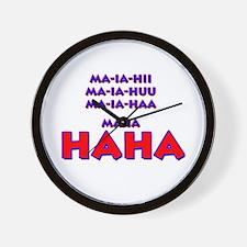Numa Numa- Ma-ia-HAHA Wall Clock