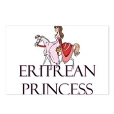 Eritrean Princess Postcards (Package of 8)