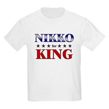 NIKKO for king T-Shirt