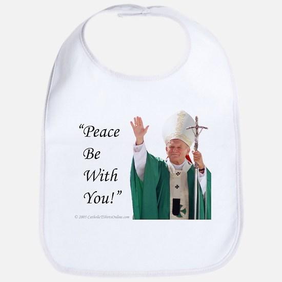 Pope John Paul II Bib