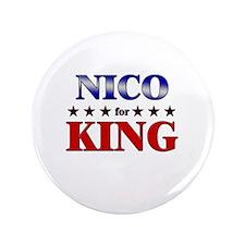 "NICO for king 3.5"" Button"