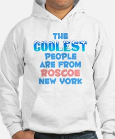 Coolest: Roscoe, NY Hoodie