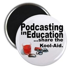 Podcasting in Education Magnet