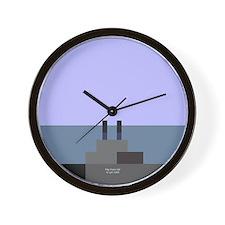 Piran Wall Clock