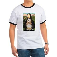 Mona Lisa / Cocker Spaniel T