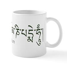 Mantra: Om Mani Padme Hum Mug