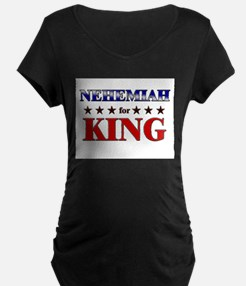 NEHEMIAH for king T-Shirt