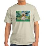 Bridge / Cocker Spaniel (buff) Light T-Shirt