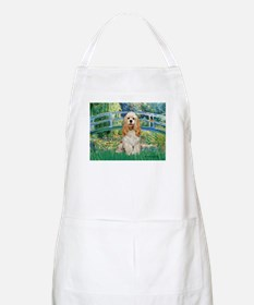 Bridge / Cocker Spaniel (buff) Apron