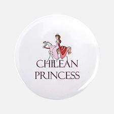 "Chilean Princess 3.5"" Button"