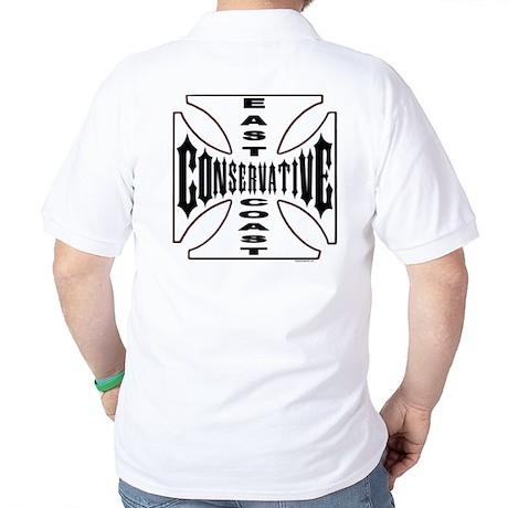 East-Coast Conservative Golf Shirt