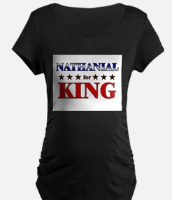 NATHANIAL for king T-Shirt