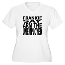Frankie Say Arm The Unemployed T-Shirt