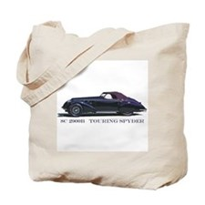 The 8C 2900B Touring Spyder Tote Bag
