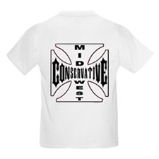 Mid-West Conservative Kids T-Shirt