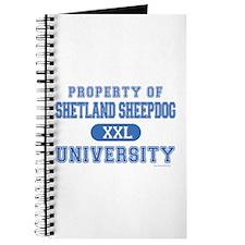 Sheltie University Journal