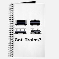Got Trains? Journal