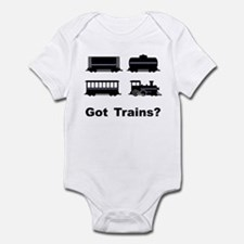 Got Trains? Onesie