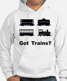 Got Trains? Jumper Hoody