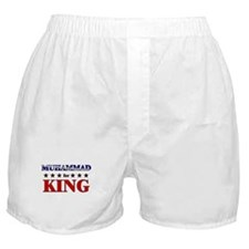 MUHAMMAD for king Boxer Shorts