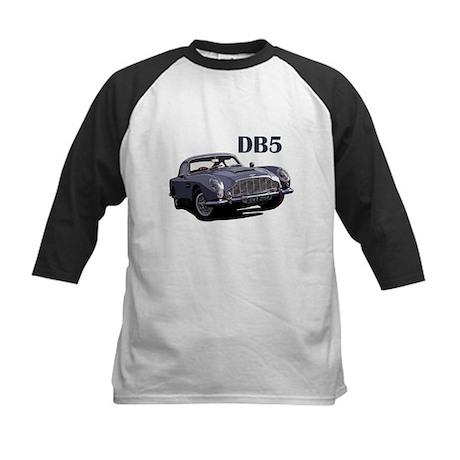 The DB5 Kids Baseball Jersey