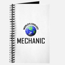 World's Coolest MECHANIC Journal